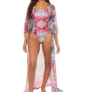 Iconswim - In the Flow Cover -up & Monokini